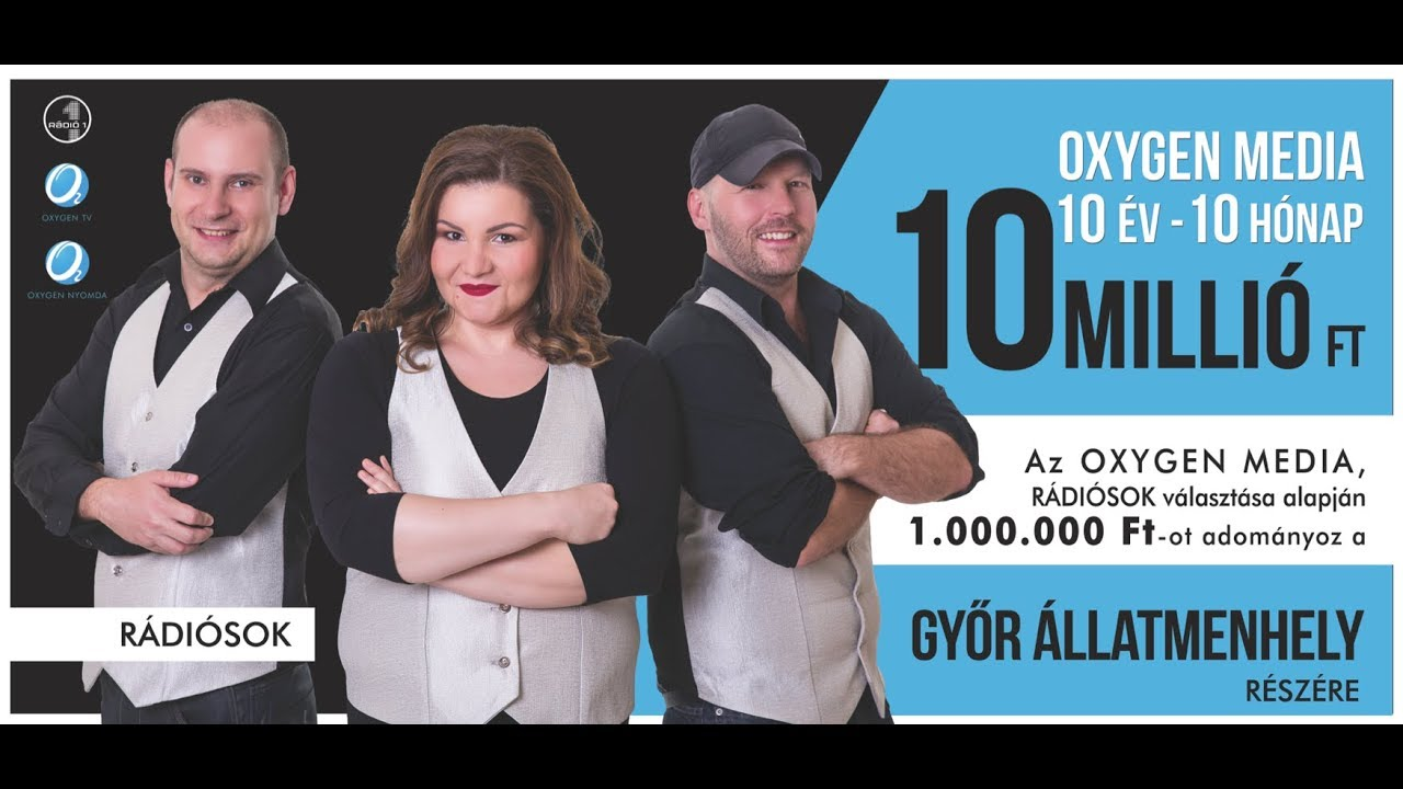 Szeptember - Műsorvezetők